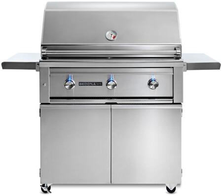 Lynx Sedona L600FNG Natural Gas Grill Stainless Steel, Main Image