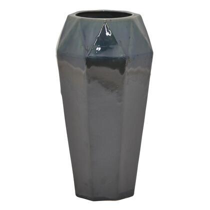 Plutus Brands  PBTH93636 Decorative Jars Gray, PBTH93636