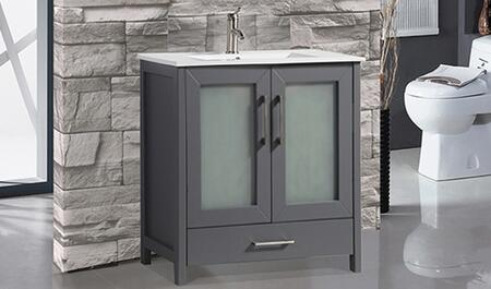 Argentina Collection MTD-1048G 48″ Single Sink Bathroom Vanity Set in