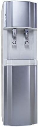 H2O-2500-W 14″ Hot and Cold Water Dispenser with LG Compressor  3 Gallon Cold Water Tank and 1.5 Gallon Hot Water Tank in
