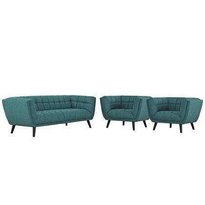 Modway Bestow Sofa and Armchairs