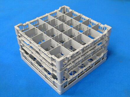 CC00128 Restaurant Commercial Dishwashers Glass Rack/ 25