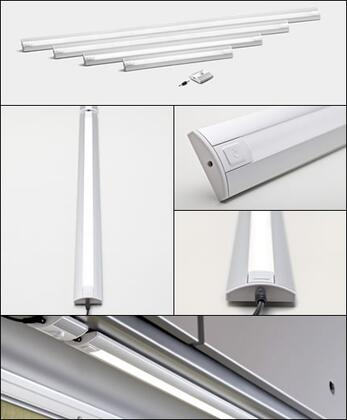 LEDT Collection LEDT44 Task Light with Single Touch On/Off Switch  Auto Turn Off After 10 Hours Of Use and 60 Watt Power
