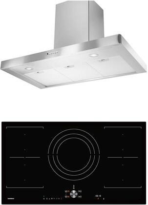 Gaggenau Deals 200 Series 1383877 Kitchen Appliance Package Black, Main image