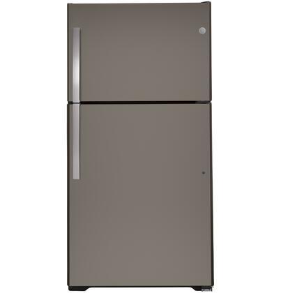 GE GIE22J Top Freezer Refrigerator, 1