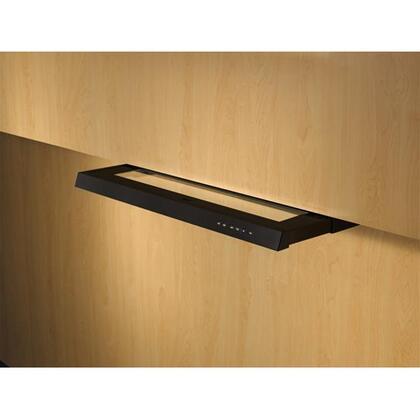 Best  U10230BLI Range Hood Insert Black, 1