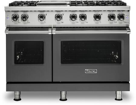Viking 5 Series VGR5486GDG Freestanding Gas Range Gray, VGR5486GDG Gas Range