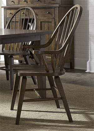 Liberty Furniture Hearthstone X82C1000A Dining Room Chair, 1
