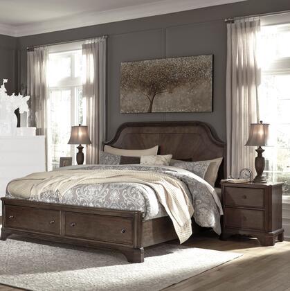 Signature Design By Ashley B517kpbbedroomset 2 Piece Bedroom Set