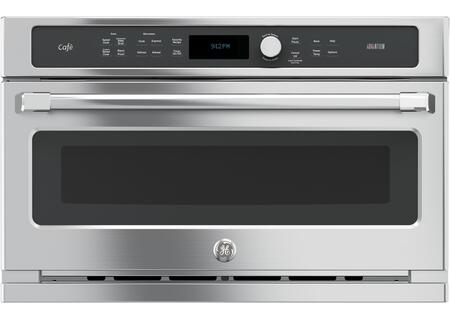 Cafe CSB9120SJSS Single Wall Oven Stainless Steel, Main Image
