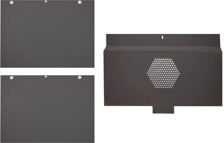 Ilve G17041 Other Range Accessories Black, ILVE Stay Clean Liner