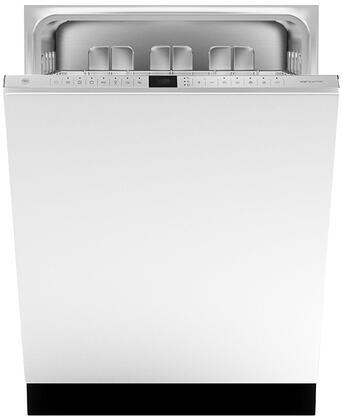 Bertazzoni DW24PR Built-In Dishwasher Panel Ready, DW24PR 24 Panel Ready Dishwasher 10 settings 49dB