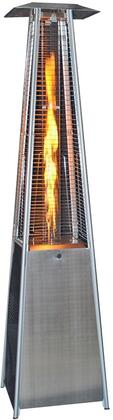Sunheat International  PHSQSS Outdoor Patio Heater Stainless Steel, Main Image