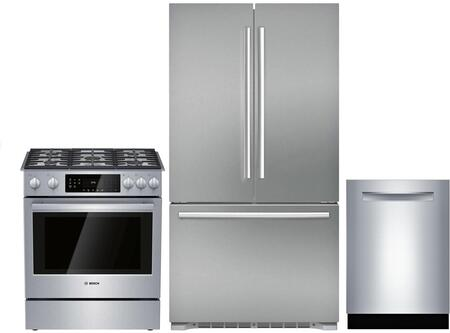 Bosch 1005961 Kitchen Appliance Package & Bundle Stainless Steel, main image