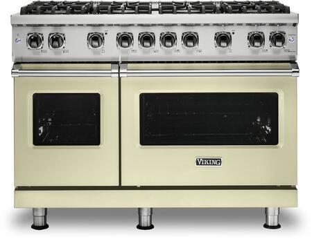 Viking 5 Series VGR5488BVC Freestanding Gas Range Bisque, VGR5488BVC Gas Range