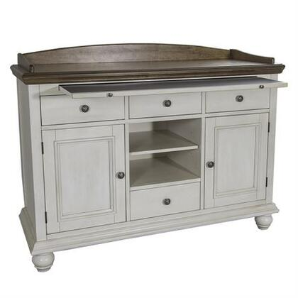 Liberty Furniture Springfield 278SB5236 Dining Room Buffet White, 278 sb5236 Main