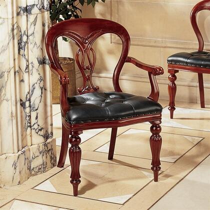 Design Toscano  AF1061 Accent Chair , AF1061 1