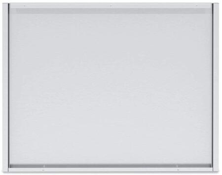 806060 Rear Panel for 5 Burner Cabinet in Stainless
