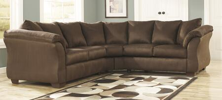 Signature Design by Ashley Darcy Cafe Sectional Sofa