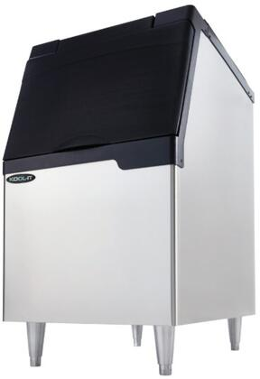 KB-260-22 23″ Ice Bin with 262 lbs. Ice Storage Capacity  Urethane Insulation and Ergonomic Door Design in Stainless