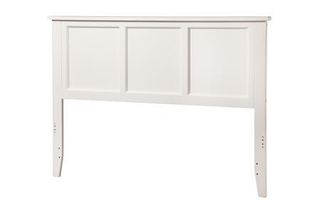 Atlantic Furniture R1864 Headboard, 1
