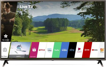 "55UK6300PUE 55"""" 4K HDR Smart LED UHD TV with Al ThinQ  Quad Core Processor  4K Active HDR  Slim Unibody  Ultra Surround  in -  LG"