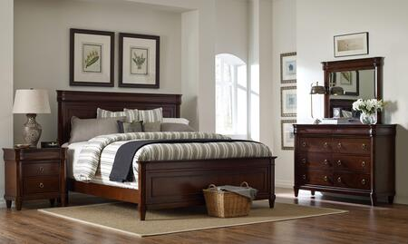Broyhill Aryell 4 Piece King Size Bedroom Set