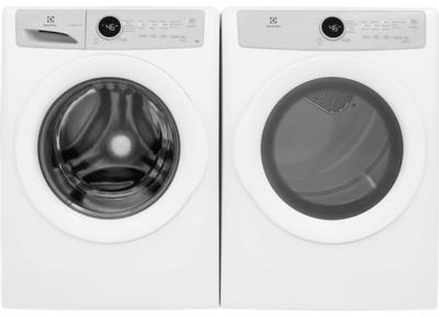 Electrolux  902186 Washer & Dryer Set White, 1