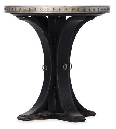 Hooker Furniture Sanctuary 2 587580117647 Accent Table, Silo Image
