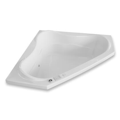 Valley Acrylic Signature Collection VITA6060WHT Bath Tub White, Main Image