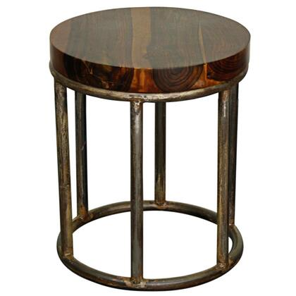New Pacific Direct Jace 501819 End Table Brown, main image
