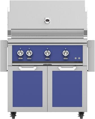Hestan 851536 Grill Package Blue, Main Image