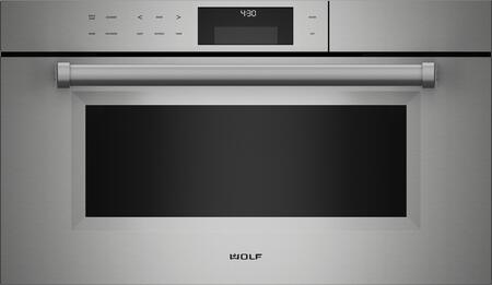 Wolf M Series CSO30PMSPH Single Wall Oven Stainless Steel, Main Image