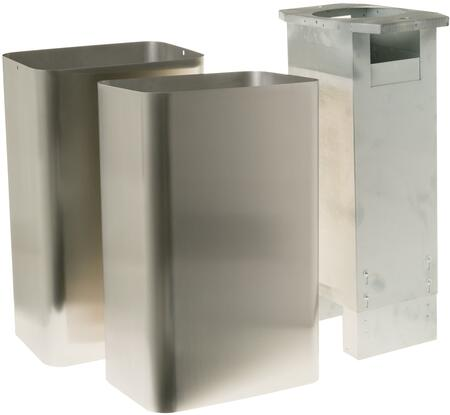 Monogram  ZX10510SFSS Duct Cover Stainless Steel, ZX10510SFSS Range 10' Ceiling Duct Cover