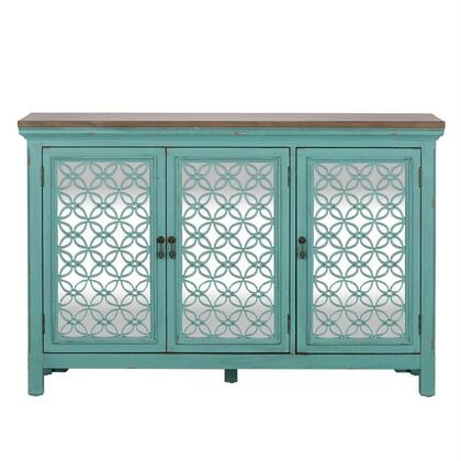 Liberty Furniture Kensington 2011AC5636 Cabinet Blue, 2011 ac5636 main
