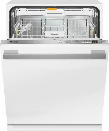 Miele Classic Plus G4998SCVI Built-In Dishwasher Panel Ready, G4998SCVI Fully-Integrated, Full-Size Dishwasher
