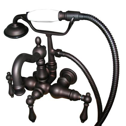 Kingston Brass Vintage CC1007T5 Faucet Brown, Main Image
