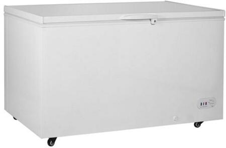 Admiral Craft BDCF13R Commercial Chest Freezer White, Main Image
