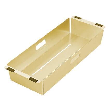 Whitehaus Noah Plus WHNPLCOLB Sink Accessory Gold, Main Image