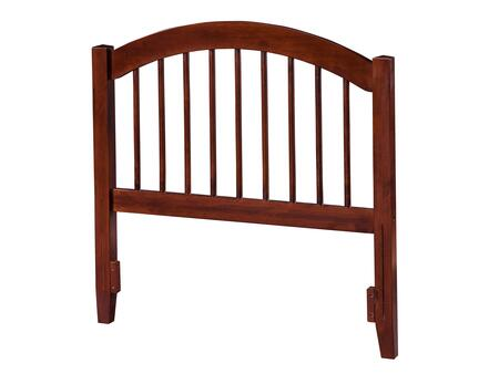 Atlantic Furniture Windsor AR294824 Headboard Brown, AR294824 SILO F 180