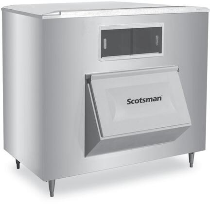 Scotsman BH100SSA Ice Bins and Dispenser Stainless Steel, 1