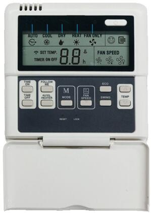 Klimaire KJR12B Appliance Installation, KJR12B Wired Wall Thermostat