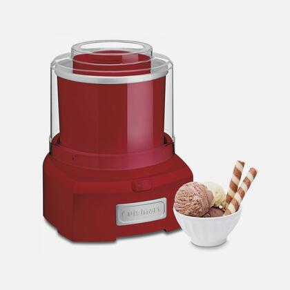 Cuisinart  ICE21R Ice Cream Maker Red, Main Image