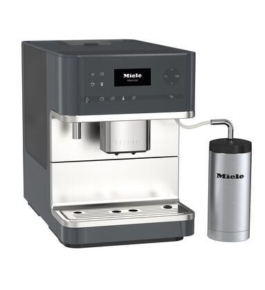Miele  CM6310BL Coffee and Espresso Maker Black, Main Image