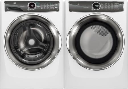 Electrolux  904014 Washer & Dryer Set White, 1