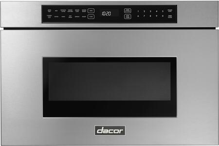 Dacor Contemporary DMR24M977WS Microwave Drawer Stainless Steel, DMR24M977WS Microwave Drawer