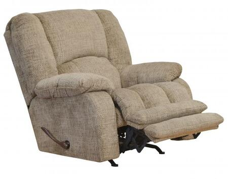 Catnapper Hardin 642124270536 Recliner Chair Beige, Recliner