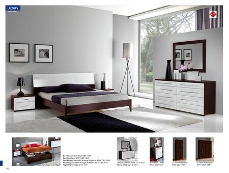 p1462 Luxury Modern Bedrooms MCS Furniture