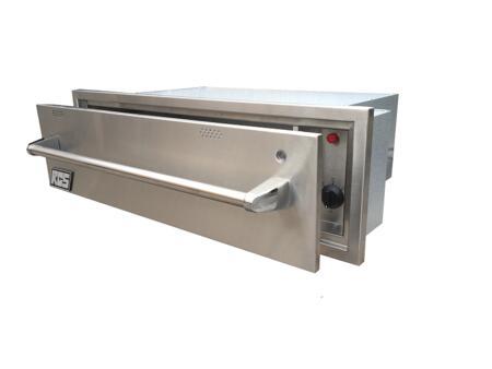 RCS  RWD1 Warming Drawer Stainless Steel, Main Image