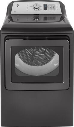 GE  GTD65GBPLDG Gas Dryer Slate, Main Image